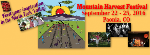 Mountain Harvest Festival 2016