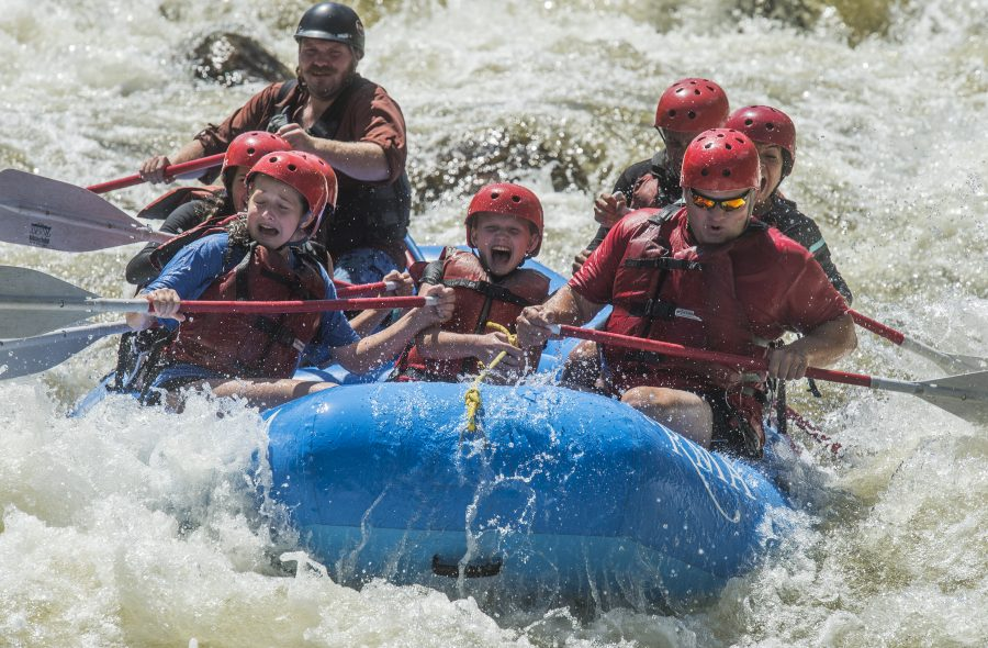 Rafting the Poudre 2 credit Visit Fort Collins Richard Haro