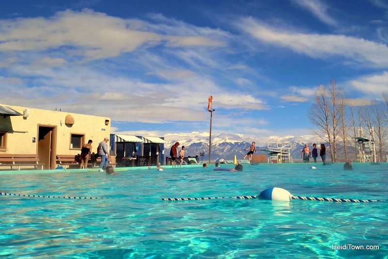 Out Of The Ordinary Winter Escapse in Colorado. Sand Dunes Swimming Pool & Hot Springs