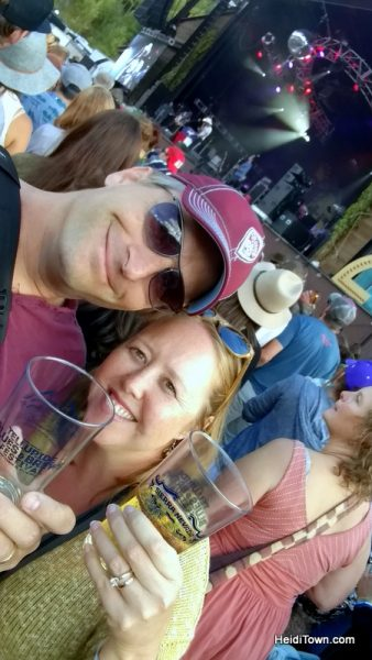 Best of HeidiTown 2016, Telluride Blues & Brews Festival.