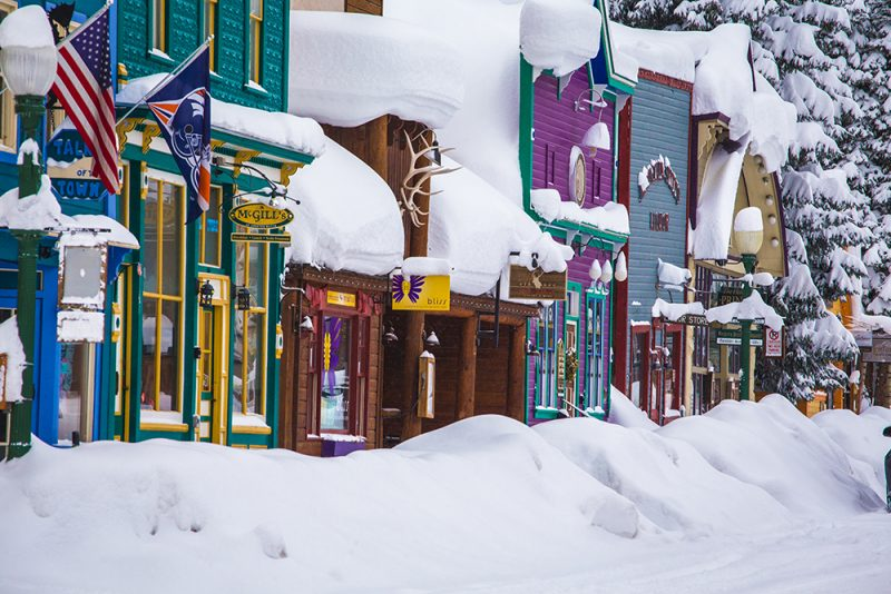 Crested Butte, Colorado, photo by Trent Bona.