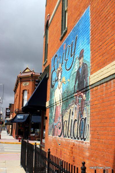 HeidiTown, travel expands horizons. Salida, Colorado