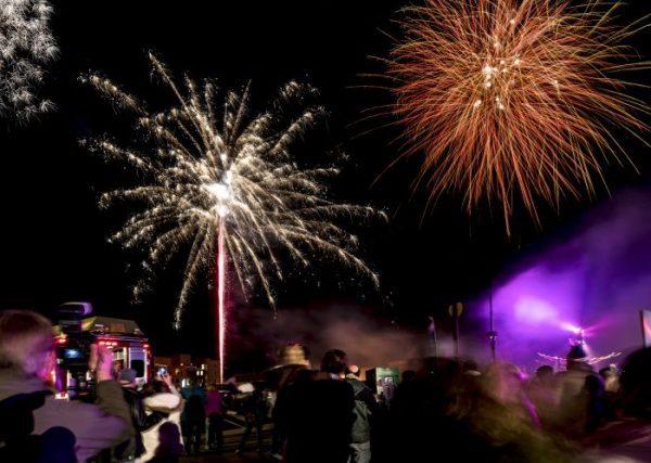 Loveland Fire & Ice Festival photo courtesy of the festival