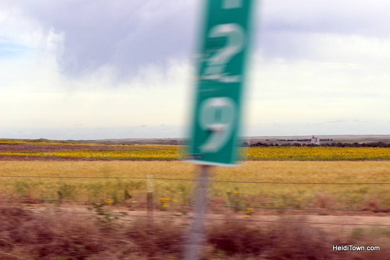 Road Trip Planning 101. Along Hwy 34 in Eastern Colorado. HeidiTown.com