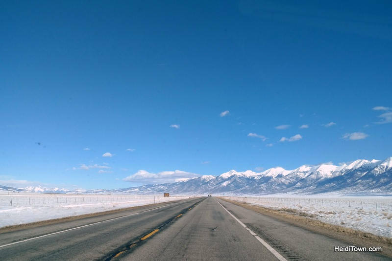 Road Trip Planning 101. San Luis Valley, HeidiTown.com