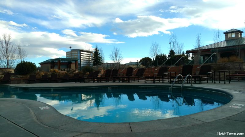 Staycation at Omni Interlocken, Broomfield, Colorado omni pool HeidiTown