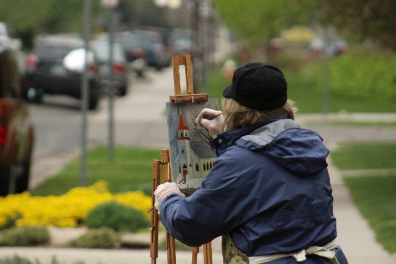 Governor's Art Show & Sale Plein Air Festival