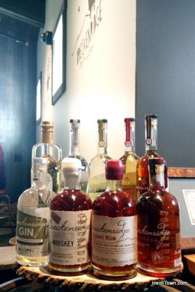 New Things to Do in Breckenridge, Colorado. Breckenridge Distillery tour. HeidiTown.com