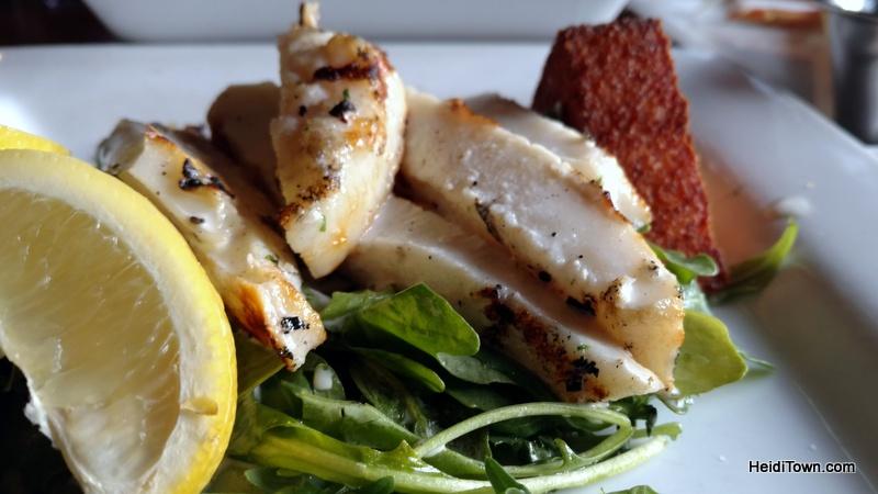 Dining in Colorado, Max's Gill & Grill calamari. HeidiTown.com