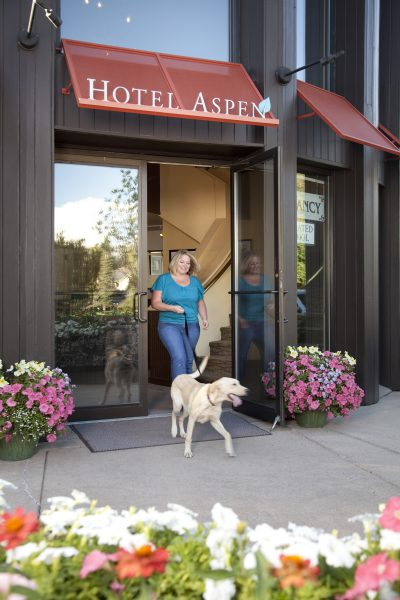 Dog-Friendly Hotels in Your Favorite Colorado Destinations Hotel Aspen