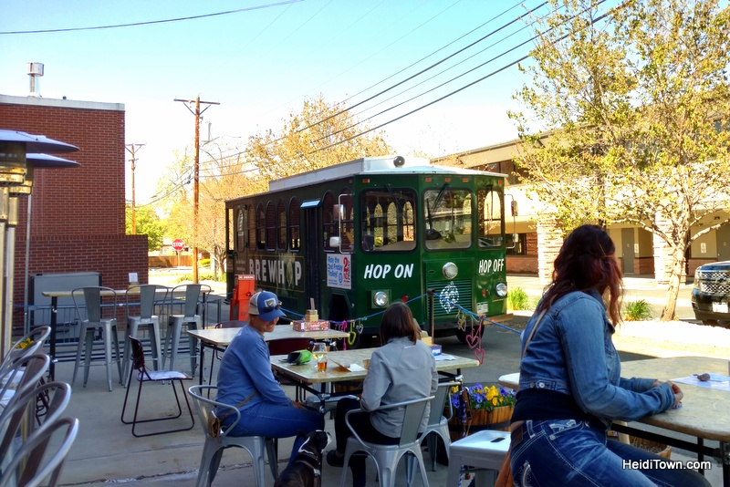 Brewery Hopping on Longmont's BrewHop Trolley (4)