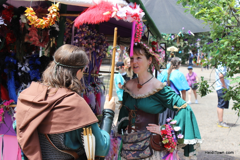 Festival Survival Guide for Smart People. Colorado Renaissance Festival HeidiTown