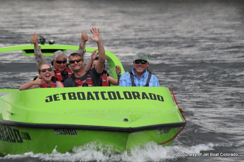 Jet Boat Colorado The Most Fun You Can Have with Wet Clothes On 2. HeidiTown.com