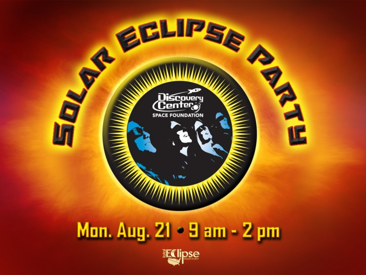 Eclipse Party At Denver Museum Of Nature And Science