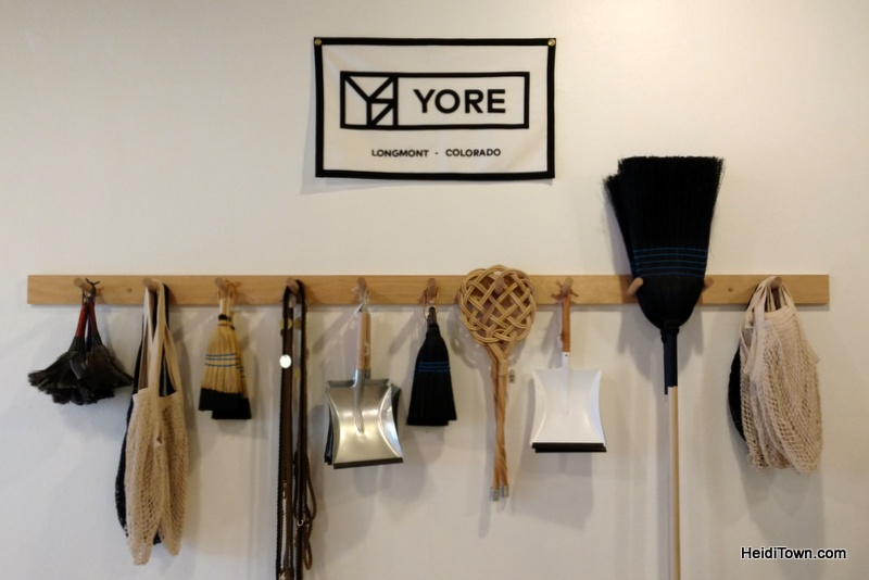 A Weekend Itinerary for Longmont, Colorado, HeidiTown.com. Shopping at Yore