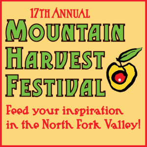 Mountain Harvest Festival 2017 logo