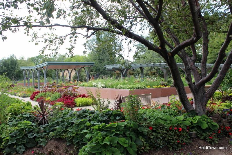 Shooting All the Flowers at Denver Botanic Gardens in Denver, Colorado