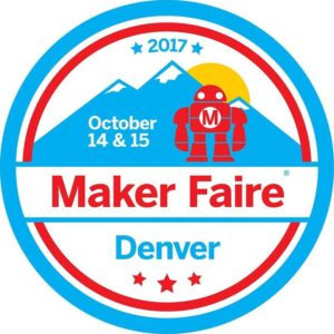 Denver Marker Faire 2017 logo