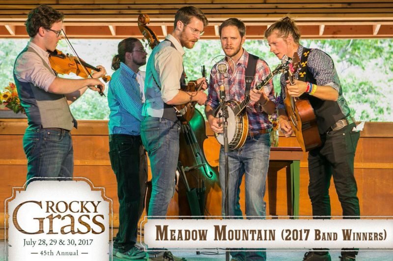 FBBF Band Meadow Mountain 2017