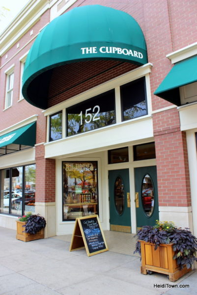 The Mayor Goes Shopping in the Choice City, Fort Collins, Colorado, The Cupboard outside shot