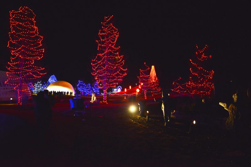 Featured Festival: Winter Wonderlights 2017-2018, Loveland, Colorado