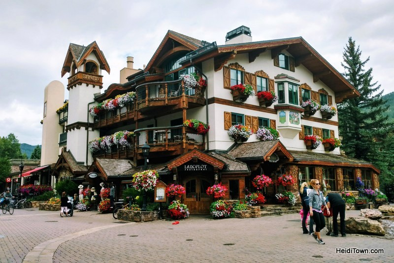 Five Reasons to Love Vail, Colorado Vail Village