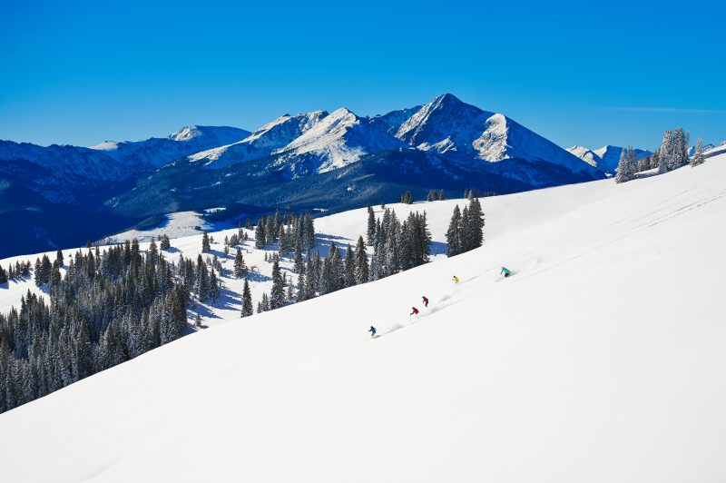 Five Reasons to Love Vail, Colorado_Vail_BackBowls__Photo by Jack_Affleck