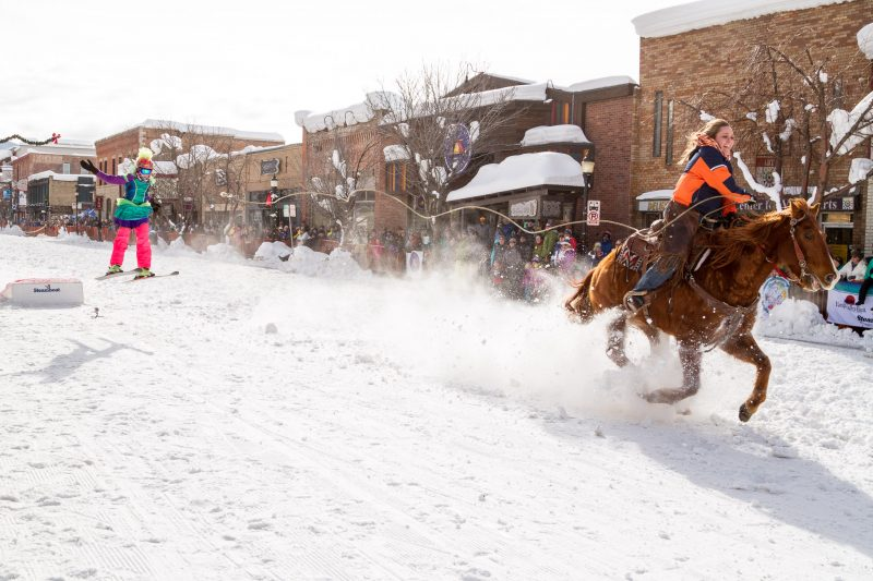 Party Hardy at These 3 Colorado Winter Festivals, WinterCarnival SteamboatPhotoCredit George Fargo