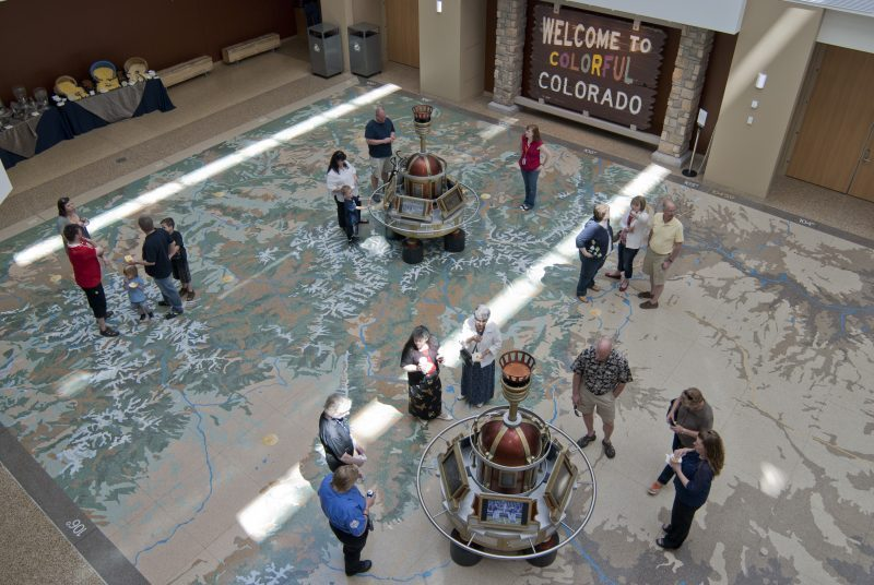 The Best Last Minutes Holiday Gifts in Colorado & Beyond, History Colorado Atrium