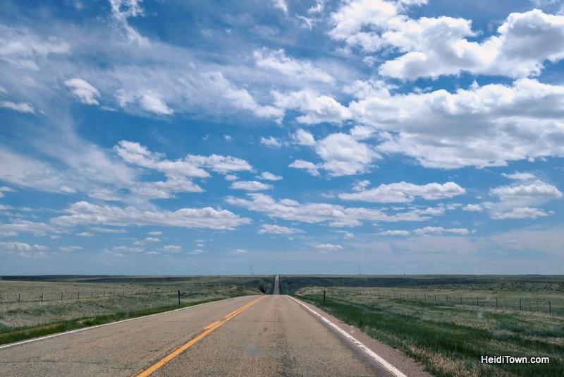 Colorado's Back Road Towns, between Lamar & La Junta, HeidiTown.com