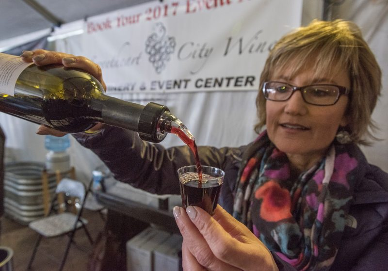 Featured Festival Loveland Fire & Ice 2018, Loveland, Colorado. brewing & distilling arts. photo courtesy of the festival.