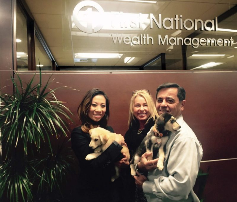 Burritos, Bikes & Puppies in Boulder - A New First National Bank Opens in Boulder, Colorado, BHS3