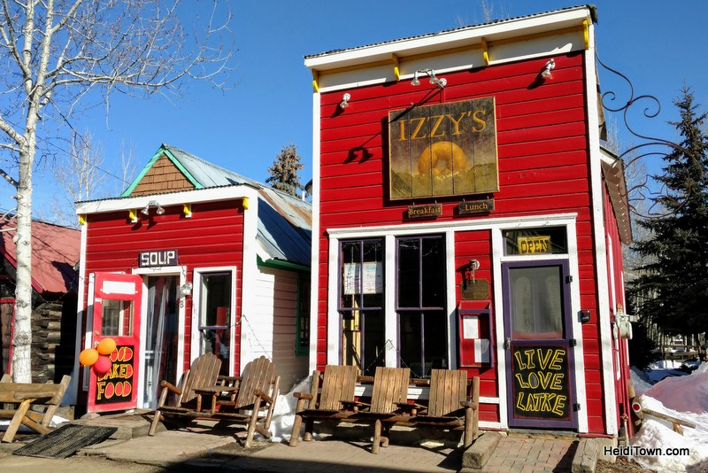 Eat All the Things A Delicious 3-Day Dining Guide to Crested Butte. Izzy's HeidiTown.com
