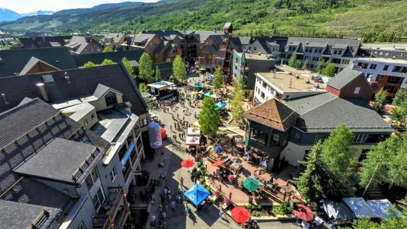 Colorado Mountain Music Festivals Not to Miss This Summer. Keystone Village, courtesy of Keystone Festivals. HeidiTown.com
