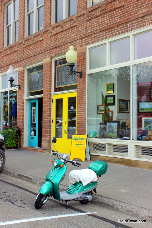 Be the First of Your Friends to Check-in to These Three Colorado Towns. Downtown Meeker, CO. HeidiTown.com