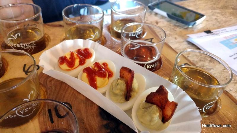 Vive la France with Cheese & Cider in Longmont, Colorado. HeidiTown.com 7