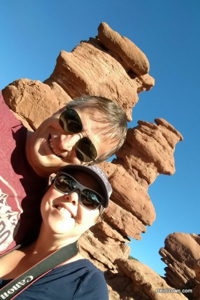 A Visit to Garden of the Gods in Colorado Springs, morning hike 2. HeidiTown.com