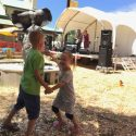 Featured Festival Farm to Fiddle Summer Festival 2018 kids dancing