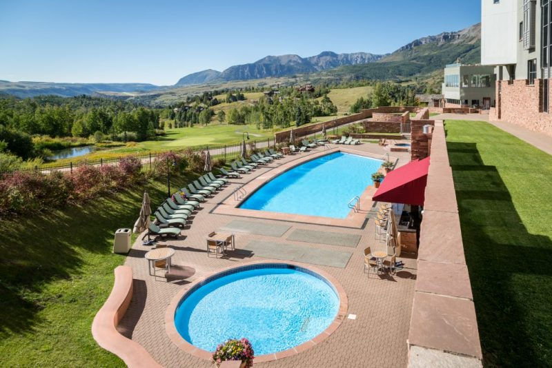 My Favorite Hotel Pools in the Colorado Rocky Mountains, HeidiTown.com The Peaks by Kristofer_Noel