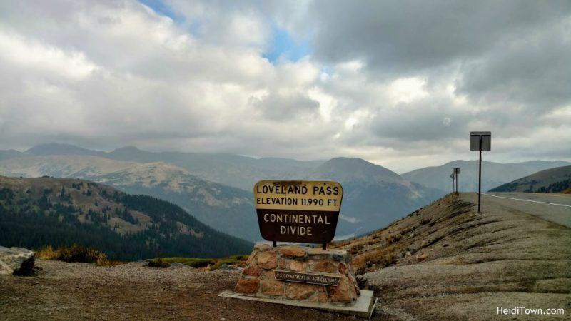 Stay in Keystone, Colorado. Loveland Pass, HeidiTown.com
