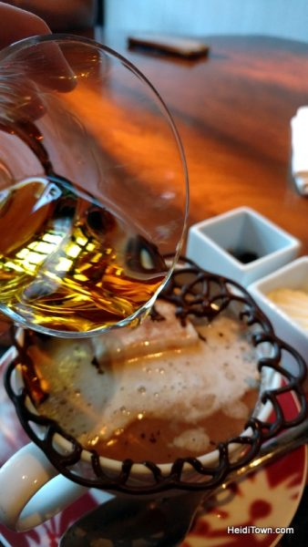 Treat Yourself to Vail, Colorado & the Four Seasons. Bourbon in hot chocolate at The Remedy. HeidiTown