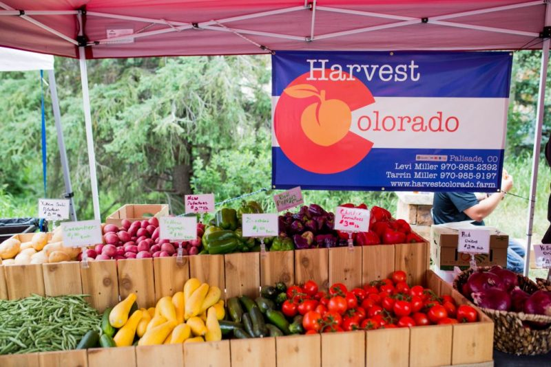 Embrace Fall in Colorado with These Outings. HeidiTown.com. Vail Farmers' Market 2 mahone
