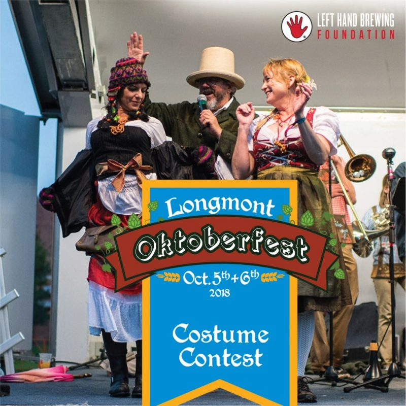 Featured Festival Longmont Oktoberfest 2018 - HeidiTown - costume contest