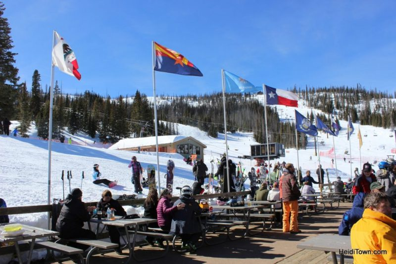 Why Wolf Creek Ski Area Near Pagosa Springs is Worth the Drive. Star Wars run. HeidiTown.com