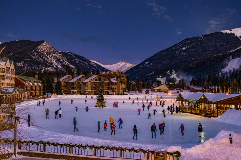 A Colorado Mountain Town for the Holidays. Keystone. Photo credit_jack_affleck