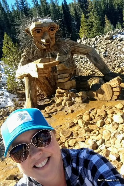 Visit the Breckenridge Troll & Obey the Rules. HeidiTown (2)