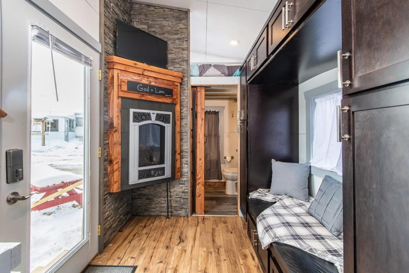 A Tiny House in Leadville, Colorado, Just for You, HeidiTown, courtesy photo 2