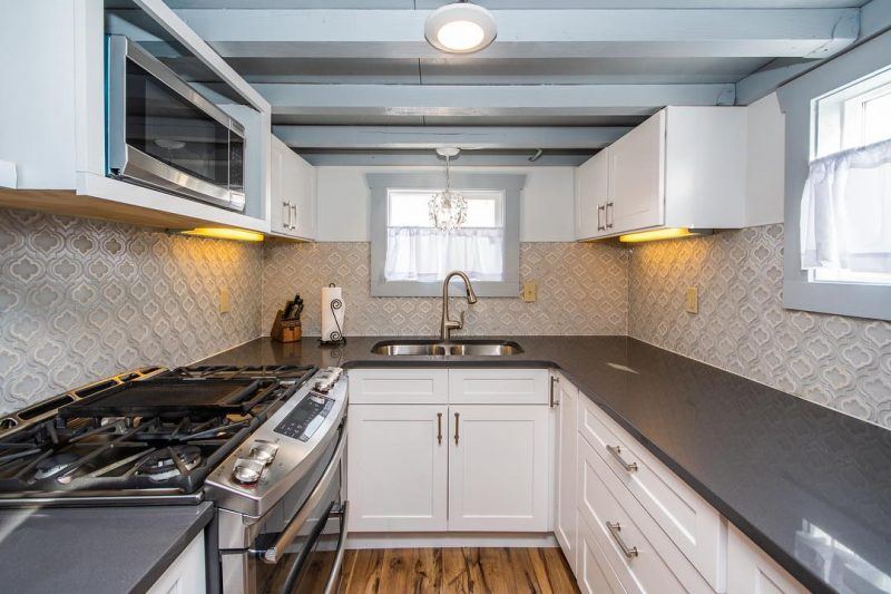 A Tiny House in Leadville, Colorado, Just for You, HeidiTown, courtesy photo 3