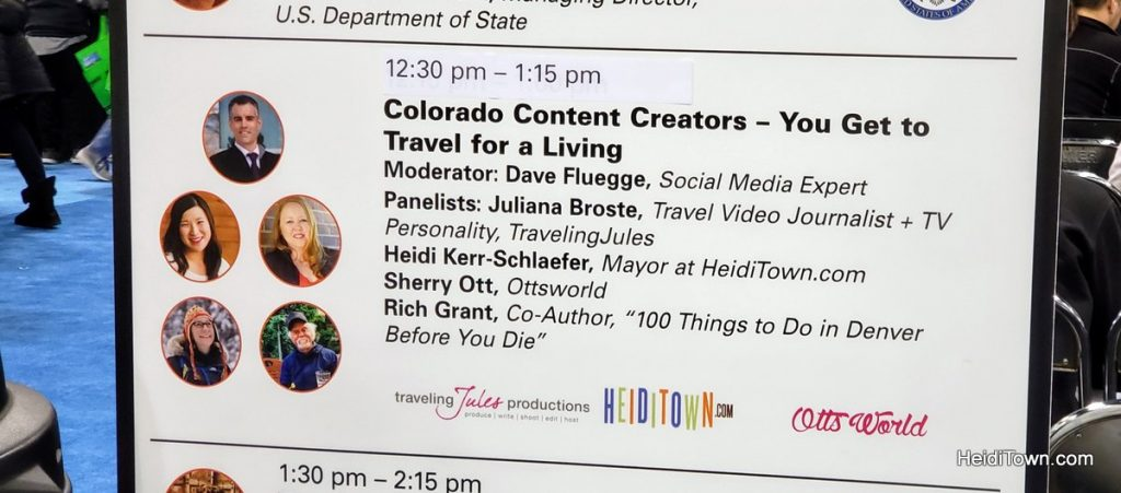 Denver's Travel & Adventure Show That's a Wrap (4)
