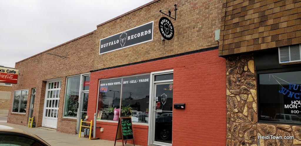 A Visit to Kearney Nebraska Steak, Sandhill Cranes & Vinyl. HeidiTown (7)
